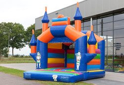 on sale inflatable knights bouncy castle, inflatable jumping castle, inflatable bounce house