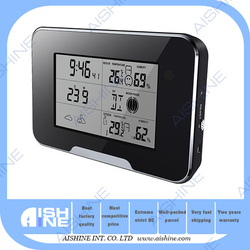 OEM/ODM wall camera weather station cam/ home security weather station cam/ weather station nanny care camera/