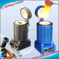 JC Hot Sale Jewelry Tools 1-3kg gold melting furnace