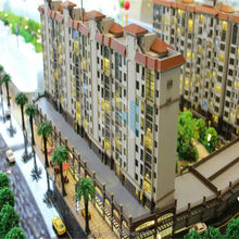 Good Quality Architectural Model Materials ,for Architectural Model 3D Animation