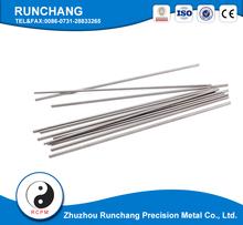 Hot sale excellent welding silver wt20 wolfram tungsten electrode