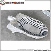 Aluminum die casting, LED lighting casting molds,streetlight housing