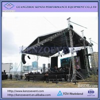 Hot sale outdoor stage sound system used pa system for sale