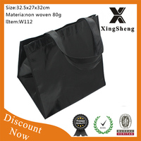 Cheap foldable high quality Best sale low price waterproof New eco-friendly fashion reusable shopping bag folding polyester bag