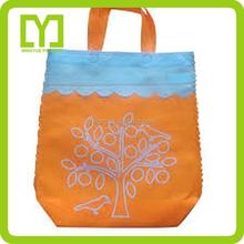 2015alibaba China free samples reusable fashional non woven bag with zipper