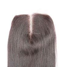 large stock 100% human hair lace brazilian wavy natural part 613 hair closure