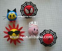 EVA foam antenna ball for decoration gifts