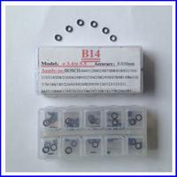 adjust shim B14 for bosch common rail injector