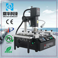 bga chip reballing welding machine updated from IR6000 for XBOX PS2 PS3 Wii X360 laptop motherboard repair reballing DH-A01