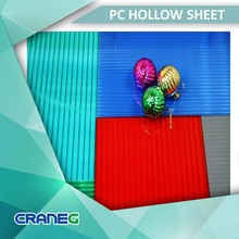 6MM POLYCARBONATO HOLLOW PANEL SUPPLIER