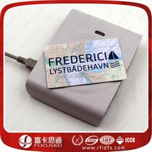 ISO 15693 PVC/PET icode sli rfid smart key card