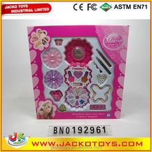 Wholesale make up set cosmetic play set hotsale girl toy