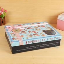 Trade Assurance cute design new born gift box