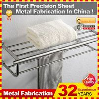 swivel towel rack/towel bar/grab bar made in China