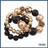 2015 new jewelry fashion products lampwork chinese mala beads brighton jewelry wholesale charm bracelet