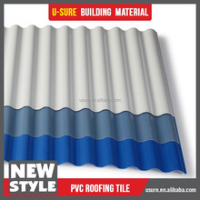 clear hard plastic sheet roof garden material pvc parts