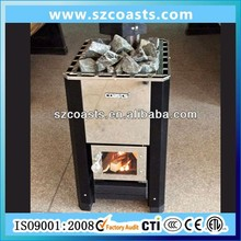 15KW wood burning stove factory direct for sale stainless steel intank for Promotion