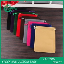 Hight Quality Velvet Pouch Power Bank Pouch/Bag