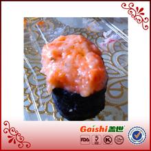 High Quality Japan Flavor Healthy Food Prepared Frozen Sushi Seasoned Seafood Snack Crawfish Salad On Sale