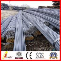 Deformed steel bar, steel rebar steel price per ton,bs4449 grade 500b steel rebar