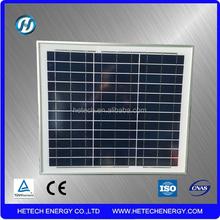 30w small size solar panel polysilicon, 18v solar panel