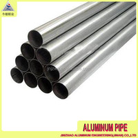 5052 round aluminum alloy pipe for fuel tank
