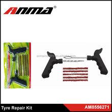 New Car tire repair tools kit, tire repair tool set, Tire & Wheel Tools