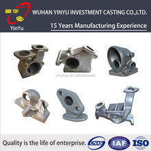 Customized Silica Sol Investment Casting Cad Drawings Casting Auto Parts