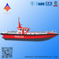 Beautiful Appearannce Profeesional Design V Capacity 6P GPS Military Patrol Boat for Sale