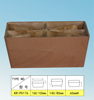 wooden sofa leg plastic material wood grain plated height:65mm