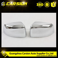 ABS Chrome side door mirror covers For Jeep Grand cherokee 2011-2014 4x4 auto accessoires