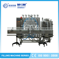 2015 mineral/pure water bottle liquid filling machine 6T6G DF