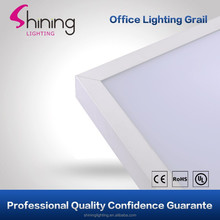 3 year warranty CE and RoHS approved 50W 60x60 square back lit led hanging office lights for residential
