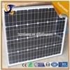 2015 12V 260W monocrystalline Silicon solar panels