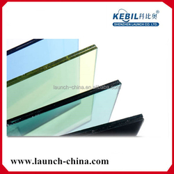 glass curtains cut to size 12mm tempered glass
