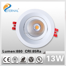 13w dimmable ip44 waterproof ceiling mounted led emergency lights