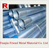 iron tube/scaffolding pipe manufacturer