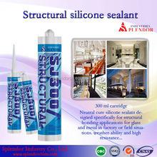 structural Silicone Sealant/silicone sealant products/marine silicone sealant