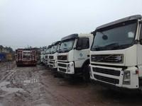 Gold supplier V olvo FM9 used dump truck for sale