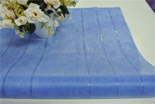 non woven wedding table runner and chair cover.