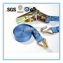 Polyester Rachet Tie Down/Lashing Strap for Container and Lumber