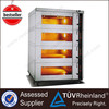Full Series Luxury Hotel Equipment K623 Electrical Commercial Electric Ovens For Pizza Used