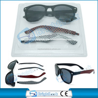 2014 New design,Temple can Interchangeable Sunglasses, Fashion Style Designer Sunglasses(BSP1012)