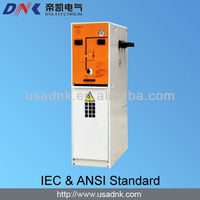 Outdoor SF6 Gas Insulation Ring Main Unit