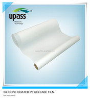 HDPE film roll for self adhesive waterproof membrane