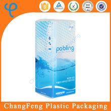 hot sale pobling plastic cosmetic box