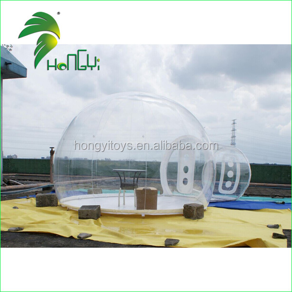 inflatable clear bubble tent (13)