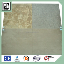 No Glue Loose Lay Pvc Flooring Tile / Vinyl Plank In Stone Design