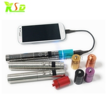 2014 New portable E cigarette mobile phone power working with VAMO Series