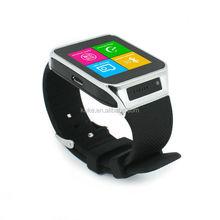 2015 mens sport fashion design bluetooth smart watch phone for samsung